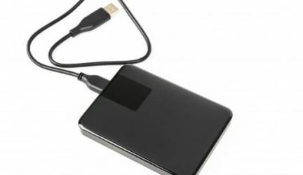 dyski zewnętrzne USB
