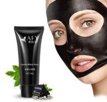 czarna maska oczyszczająca