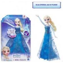 Rozświetlona Śpiewająca Elsa - Disney