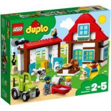 Lego Duplo Przygody Na Farmie