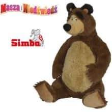 Miś Pluszowy Masza i Niedźwiedź
