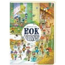 Rok w Przedszkolu - książka