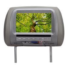 Monitor w zagłówku