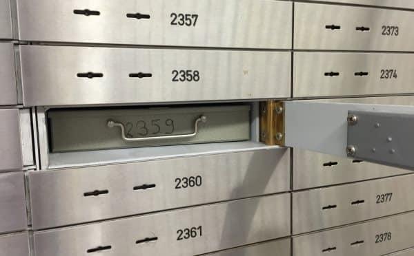 skrytka w banku