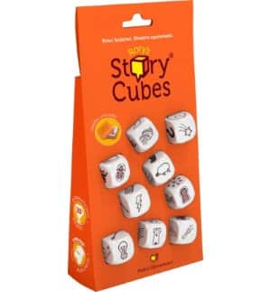 story cubes button