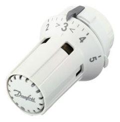 tradycyjna głowica termostatyczna