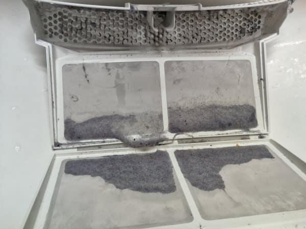 filtr suszarki bębnowej