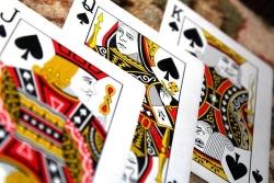 Karty do gry i gry karciane