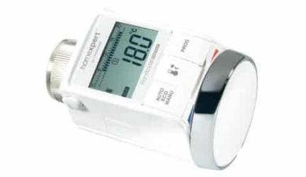 Inteligentne (elektryczne) głowice termostatyczne do grzejników